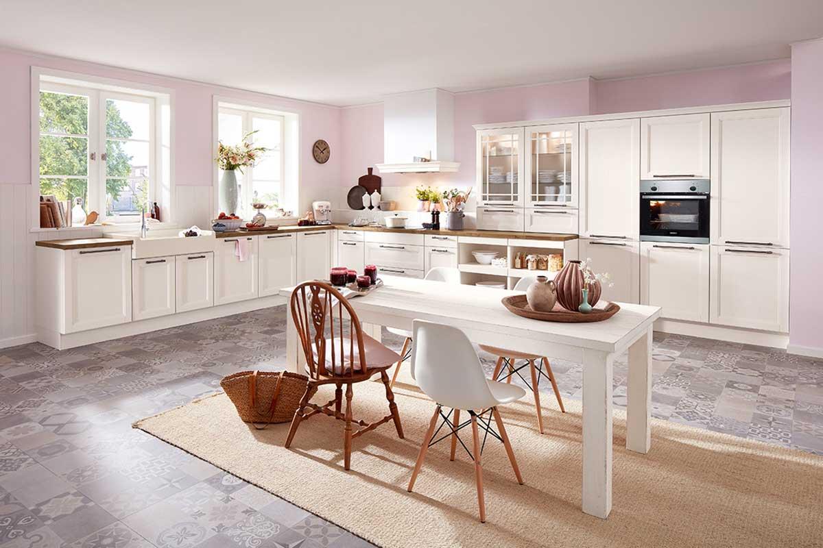 Landhausküche bild brigitte küchen küche landhaus